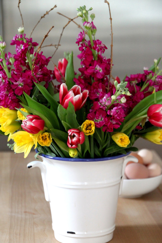 ideas for flowers in spring