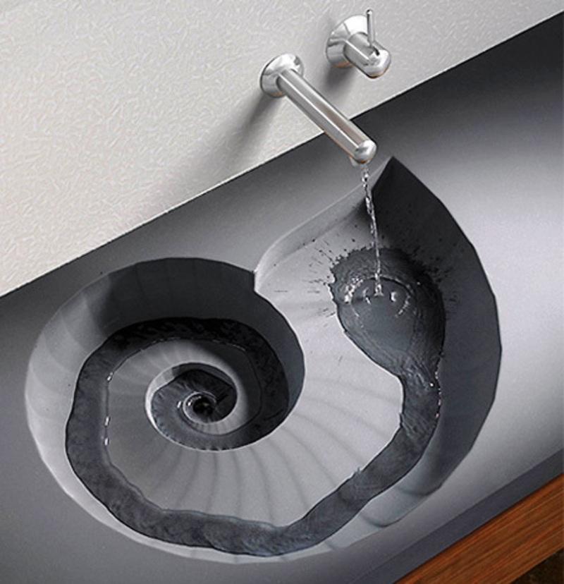 unique-bathroom-sinks the wow decor