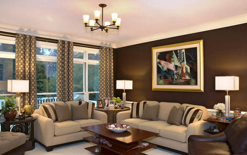 Living-Room-Paint-Ideas-With-Accent-Wall