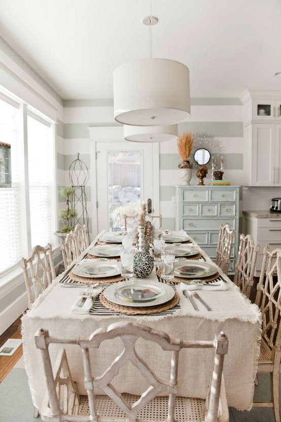shabby-chic-dining-rooms