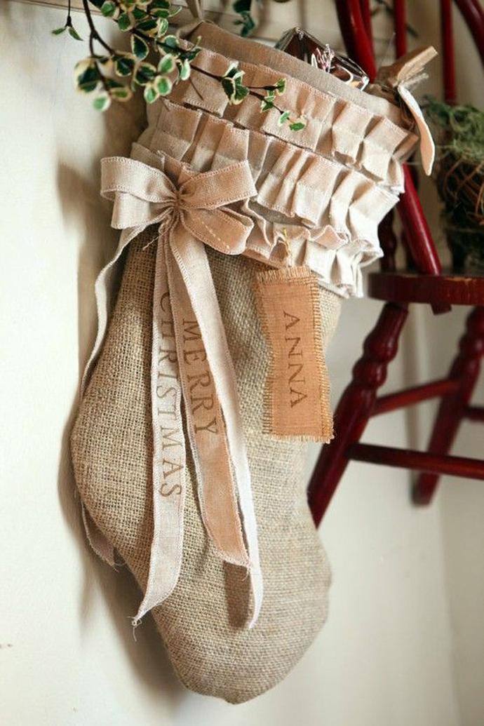 Christmas Stockings Decorating Ideas