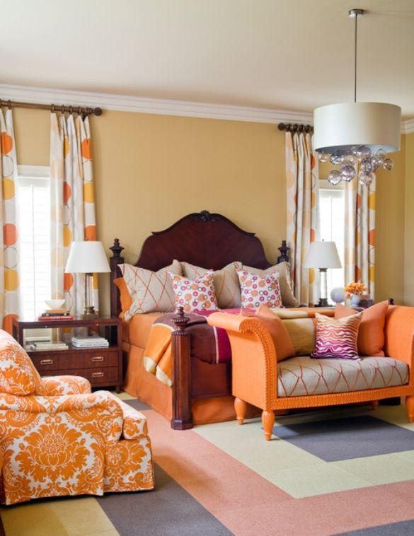 Custom-Orange-Master-Online-Cheap-Modern-Master-Bedroom-Furniture-Sets-Makeover