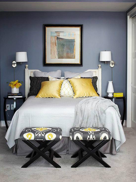 Pearl-White-cream-black-bedroom-color-scheme