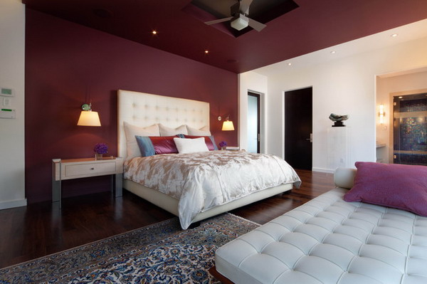 Red-Bedroom-Color-Scheme