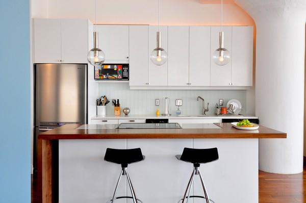 kitchen design for small apartments 3