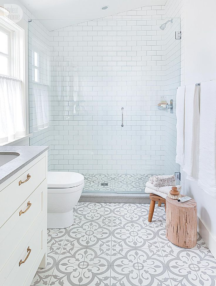 2016_Bathroom_Floor_Trends_Pattern_Tile