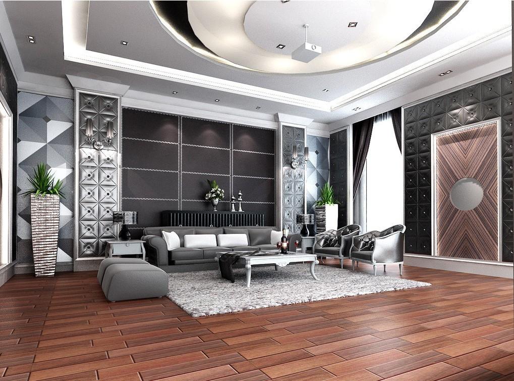Elegant living room (14)