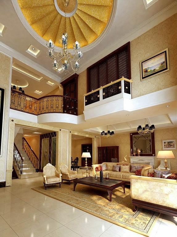 Elegant living room (9)