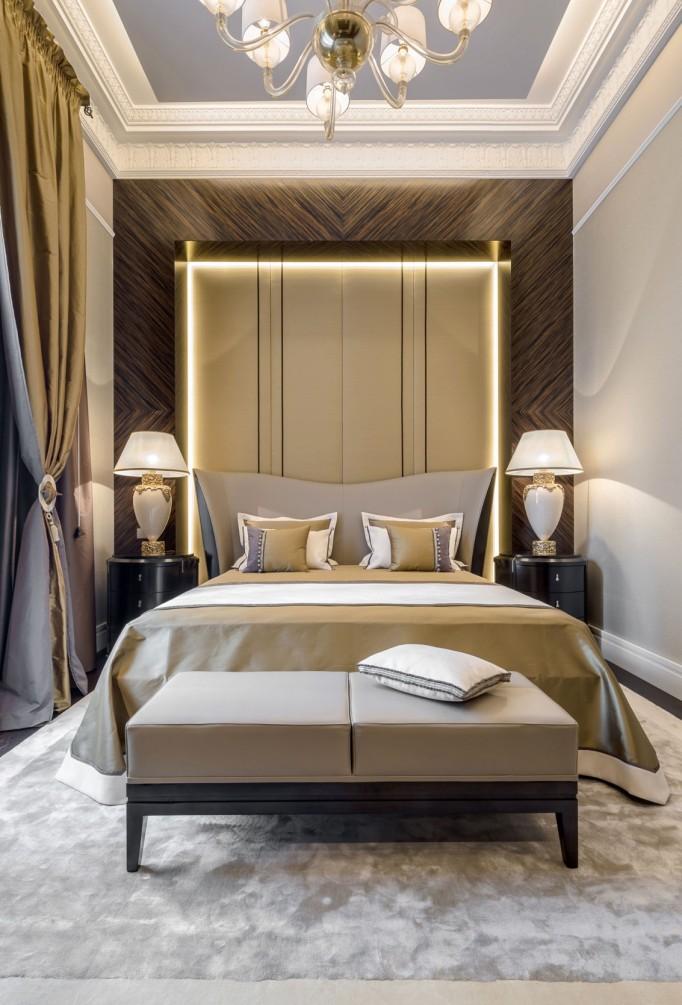 Luxury master bedroom decorating ideas