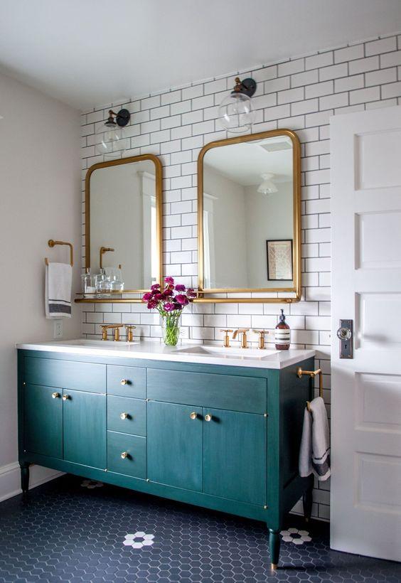 Classic bathroom