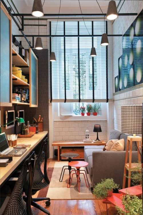 Small Space Designs