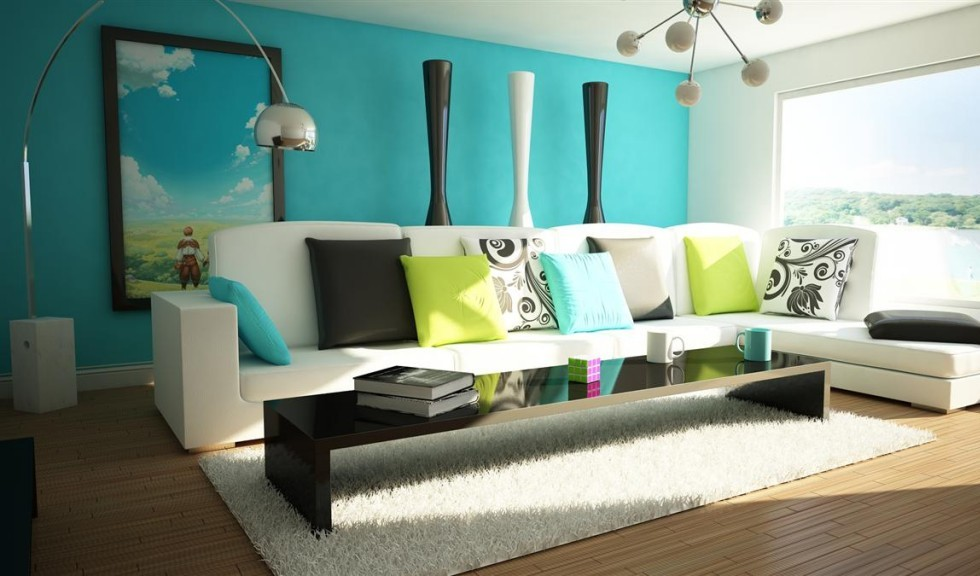 Very Small Living Room Design