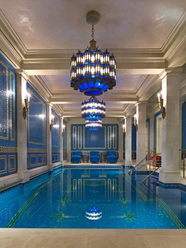 amazing indoor pool designs