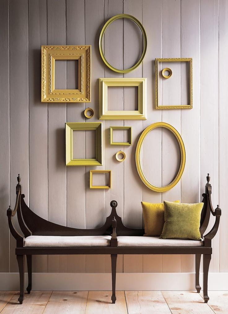 DIY Wood Wall Art for Living Room