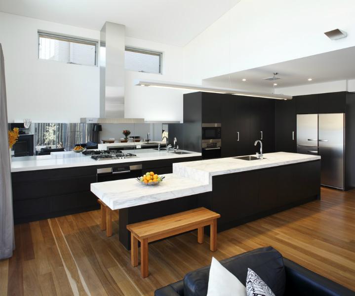 Modern Kitchen Showcase