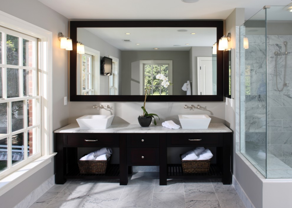Top Bathroom Remodeling Trends