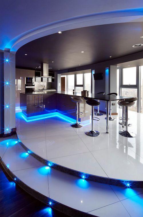 Ultra Modern Kitchen Designs