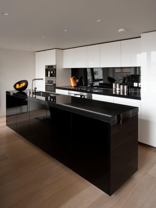 Ultra modern Kitchen Home Design