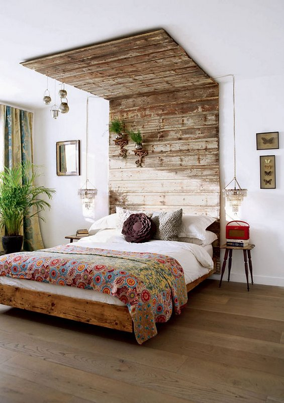 Useful DIY Creative Design Ideas For Bedrooms
