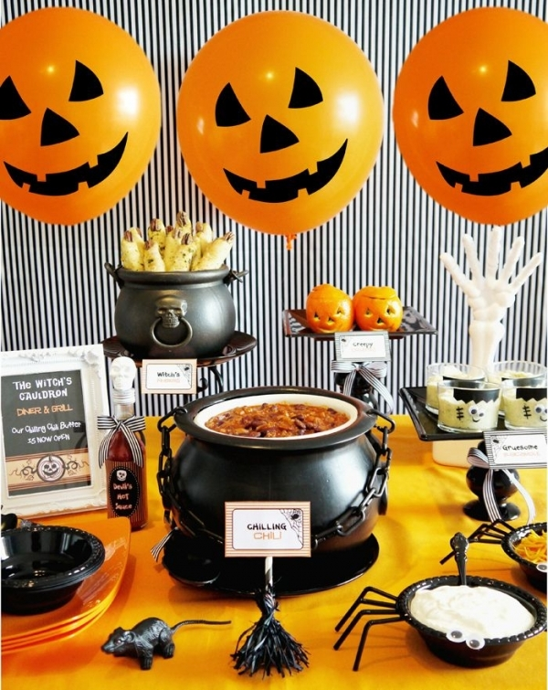 Awesome Fall Buffet Ideas