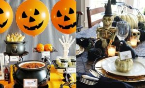 20 Best Halloween Dining Table Decoration Ideas
