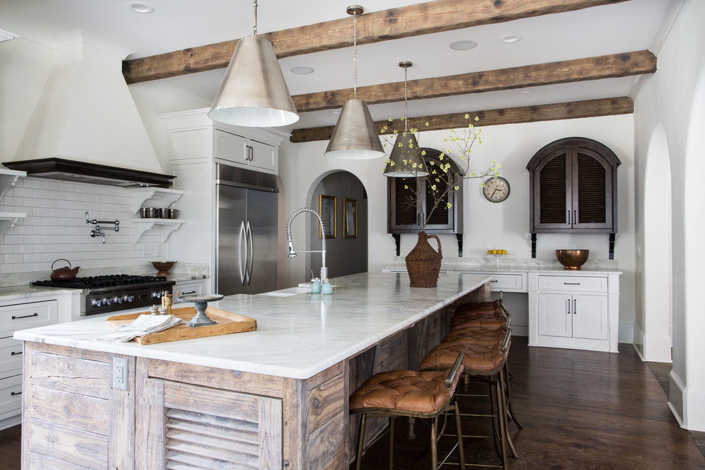 Mediterranean Kitchen Design