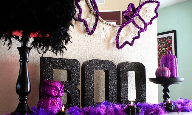 Indoor Halloween Decoration Ideas (1)