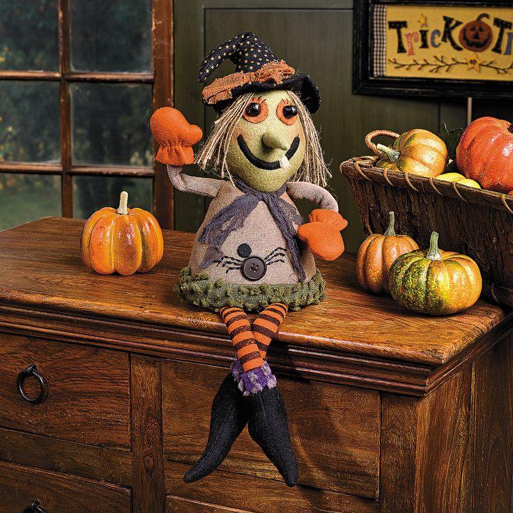 Indoor Halloween Decoration Ideas (4)