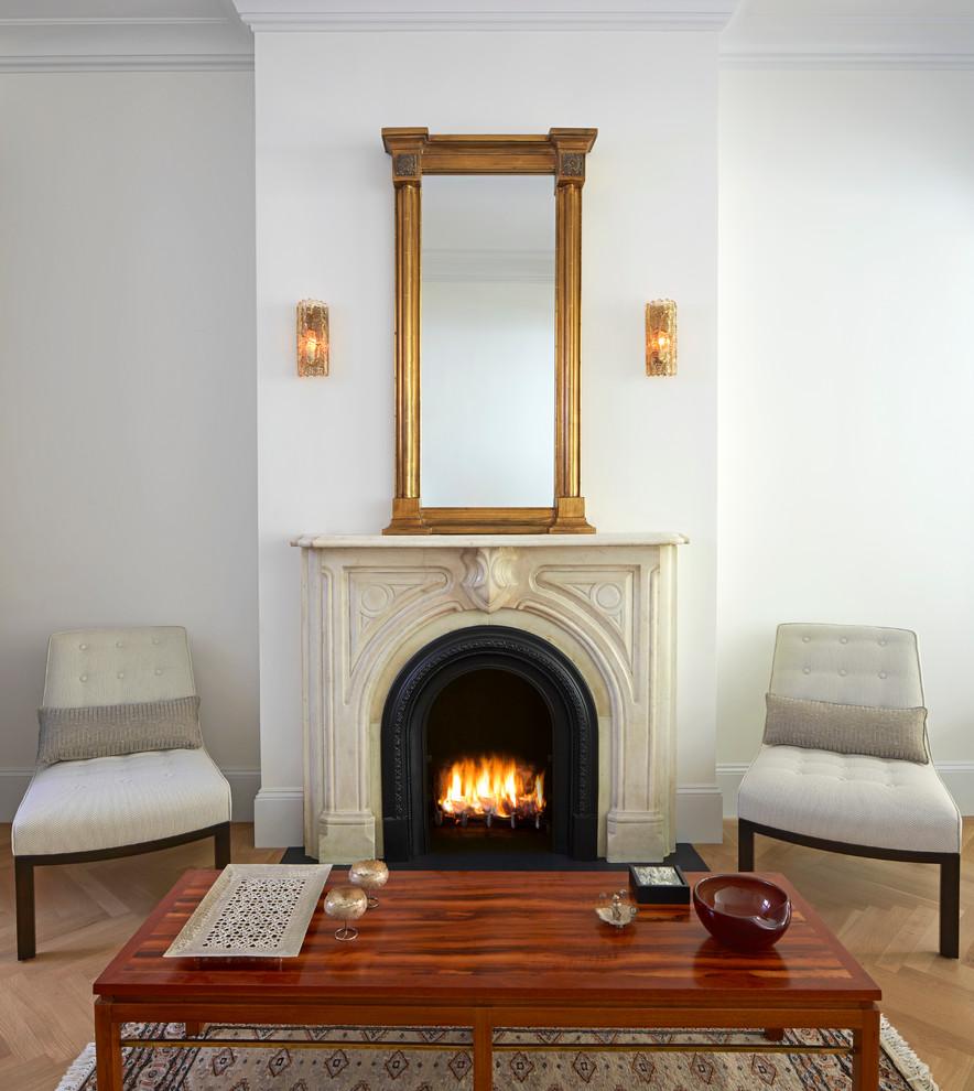 Midcentury Living Room Design