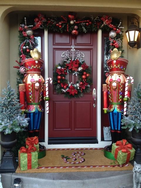 christmas-decorations-front-door-ideas-27