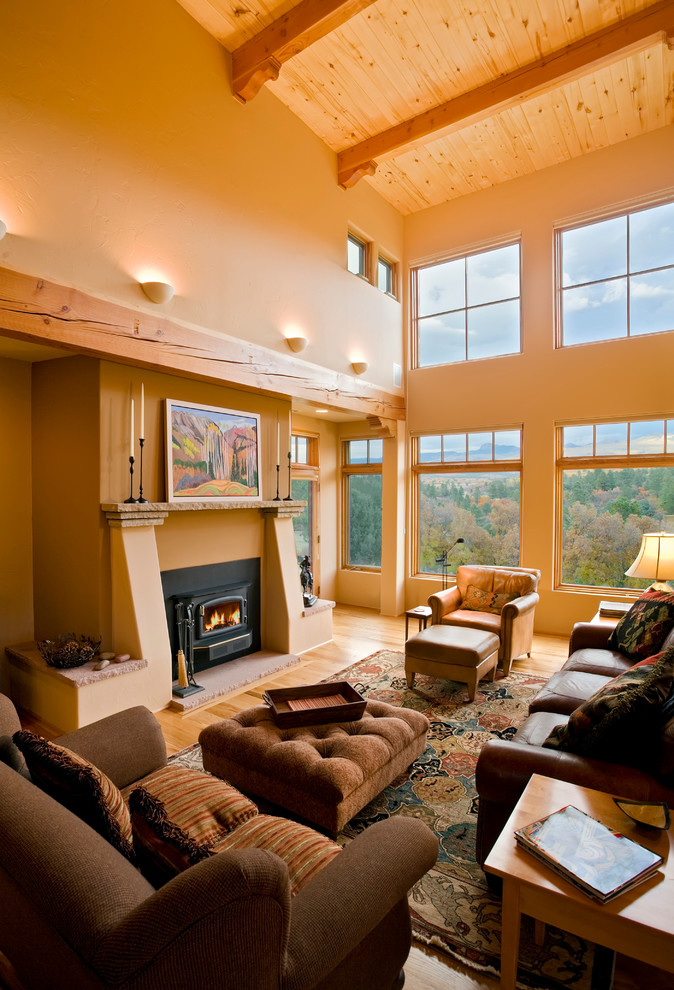 small-southwestern-living-room