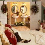 25 Christmas Bedroom Decorations Ideas