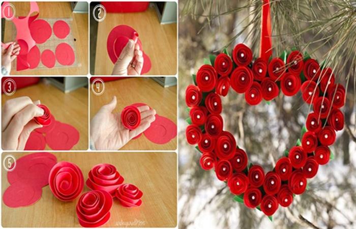 paper-rosette-wreath