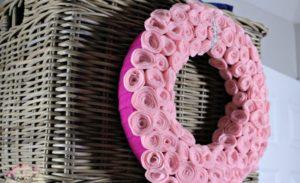 30 Amazing Wreath Ideas For Valentine's Day