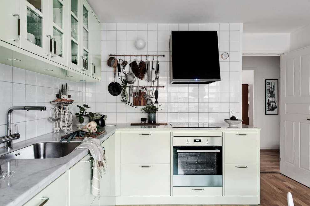 Scandinavian Kitchen Pantry Design