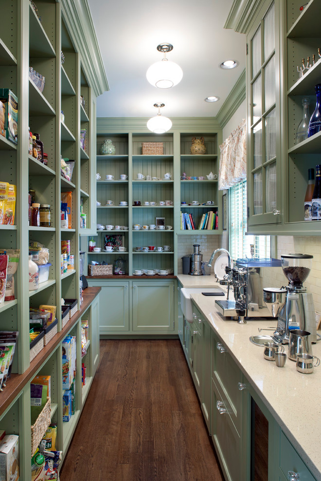 Victorian Kitchen Pantry Design