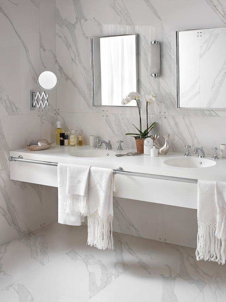 Modern Italian Bathroom Design