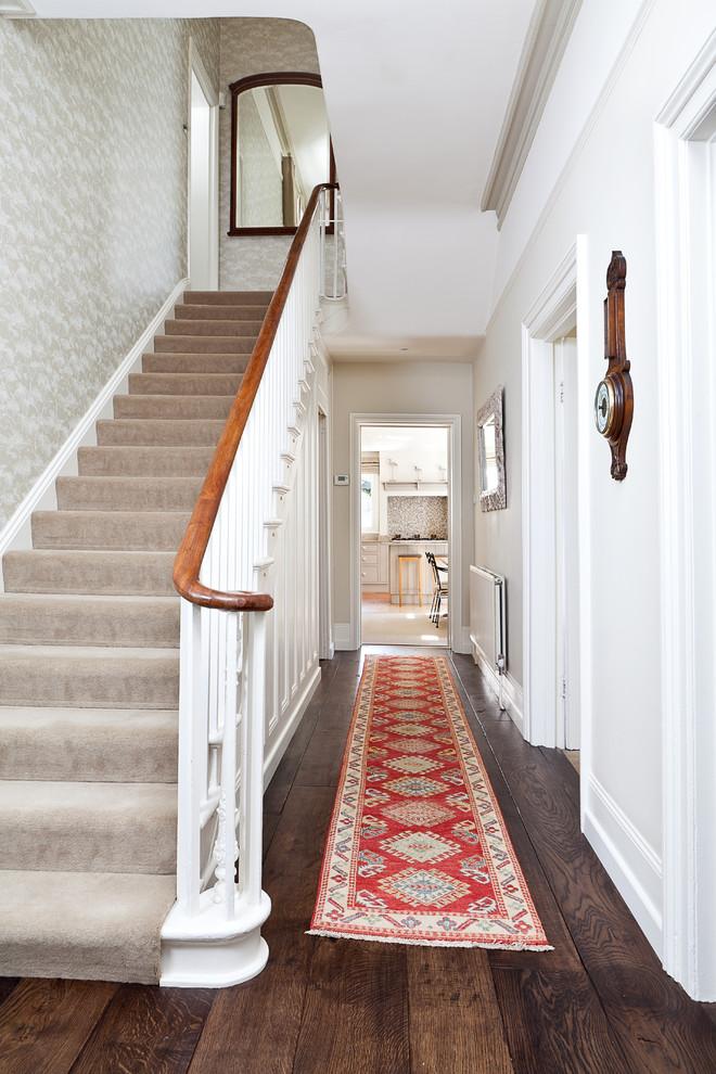 Victorian Hallway Rug Design