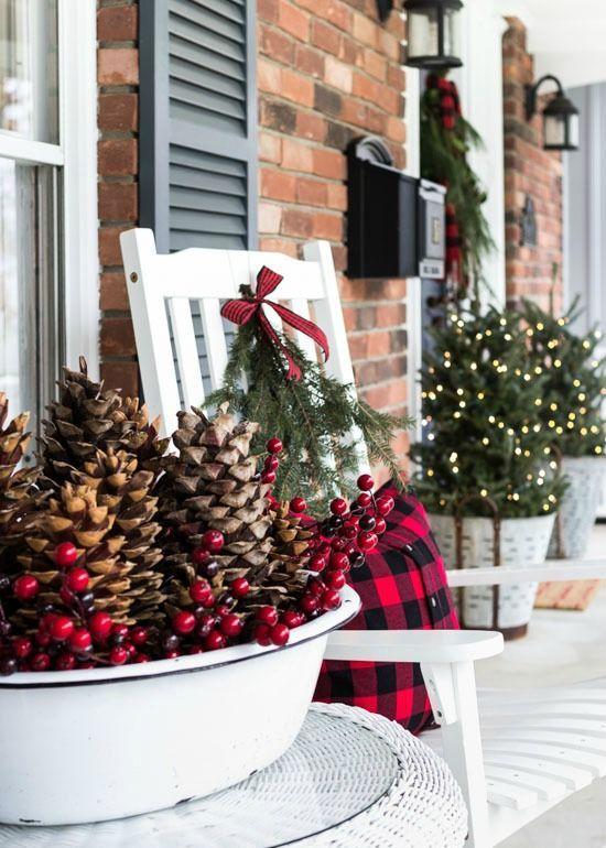 Christmas Porch Decoration Ideas
