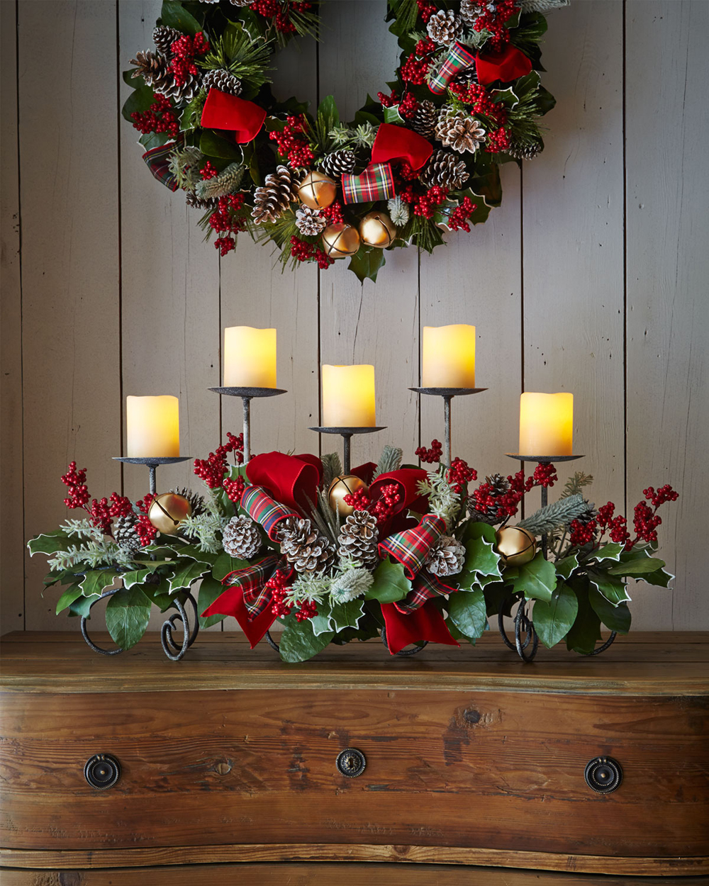 Christmas Rustic Decoration Ideas