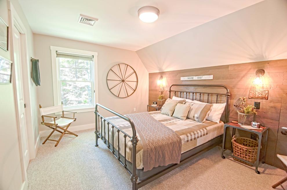 Craftsman Bedroom Design