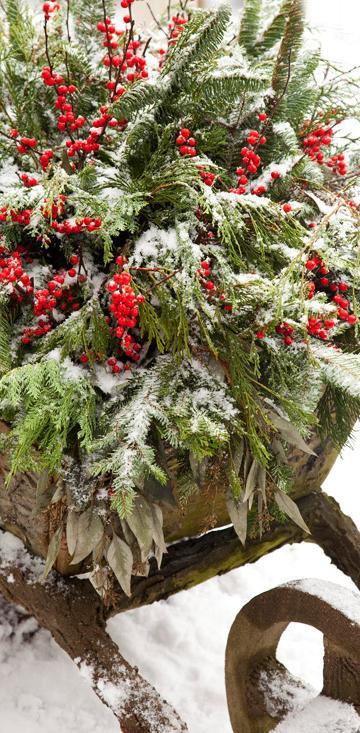 Outdoor Christmas Decorations Design