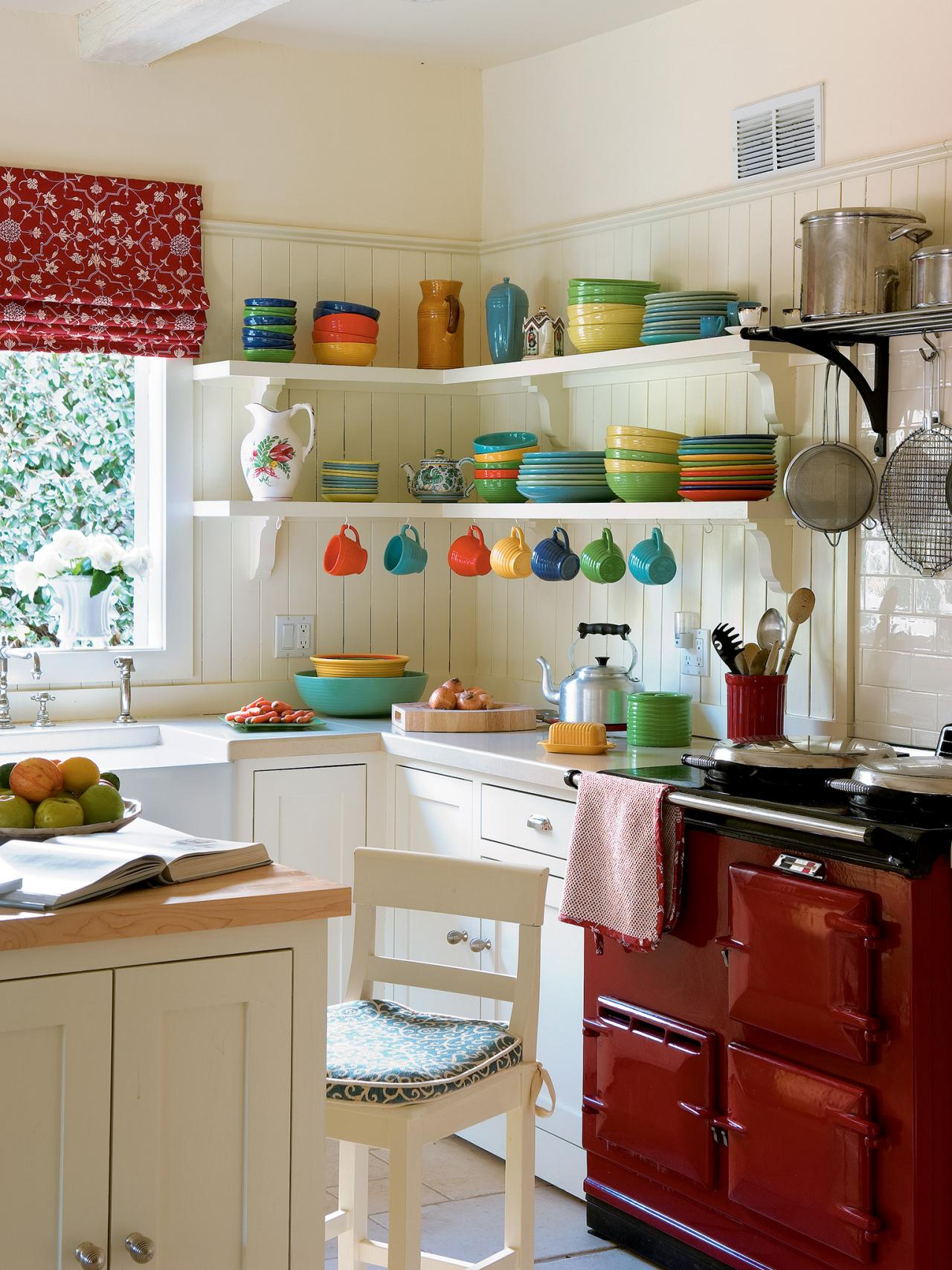 Classic, Country and Cozy Kitchen