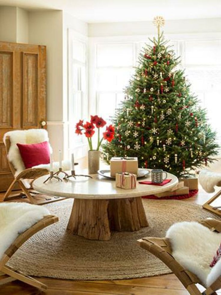 Country Living Christmas Tree Decorations