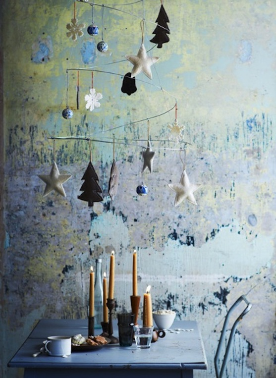Modern Christmas Tree Decoration Ideas