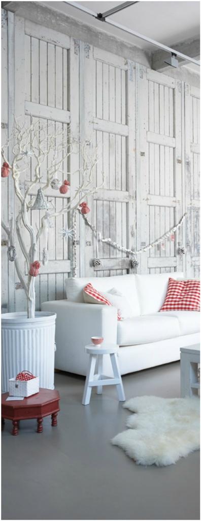 Small Living Room Christmas Decorating Ideas