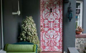 35 Front Door Christmas Decorations Ideas