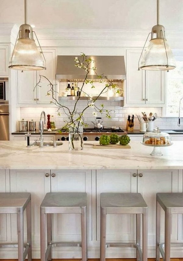 Best Kitchen Lighting Ideas (15)