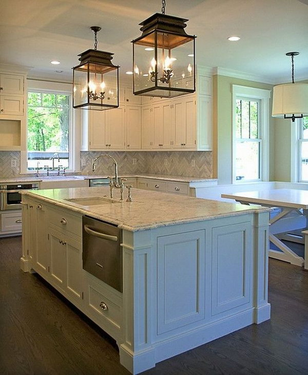 Best Kitchen Lighting Ideas (32)