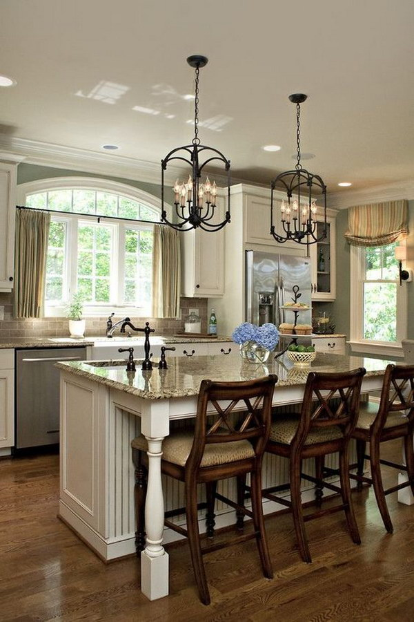 Best Kitchen Lighting Ideas (35)